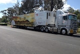 The 'Heart of Australia' is heading for rural and regional areas of Queensland.