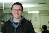 Jason Imms, Community Manager of Enterprize Hobart