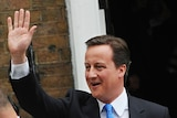 Conservative leader David Cameron wants to form government with the Liberal Democrats.