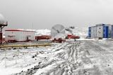 China's Great Wall Antarctic station