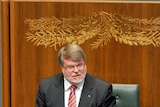 Speaker Harry Jenkins stands in Parliament House
