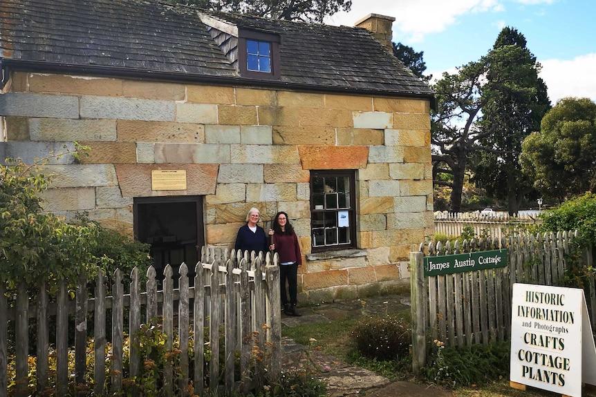 James Austin Cottage in Austins Ferry