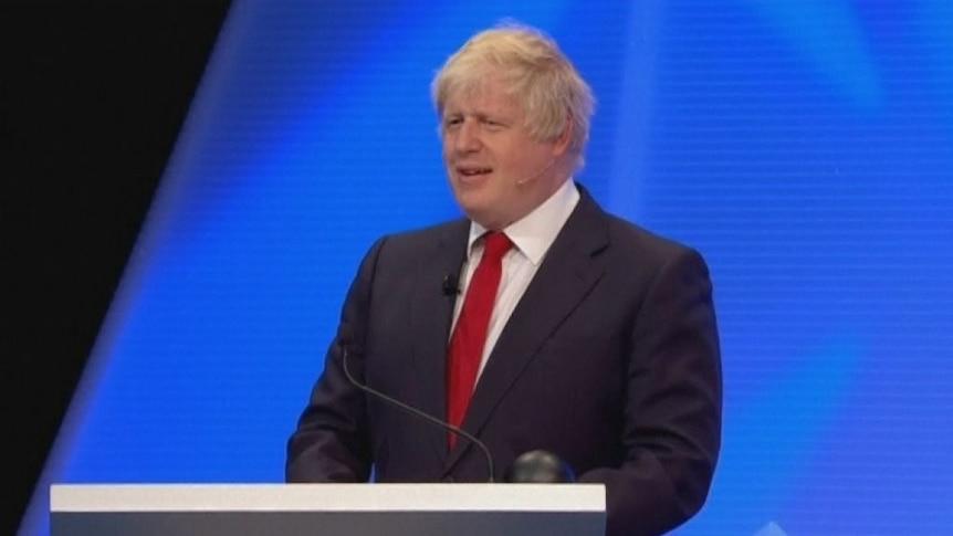 Boris Johnson argues why the UK should leave the European Union