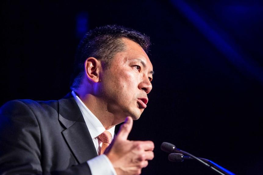 澳大利亚新任反种族歧视专员陈振良说他有着不同的风格,希望低调行事。(Supplied)
