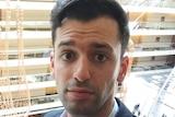 Melbourne urology research fellow Daniel Christidis