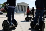 Millionaire Jimi Heselden led a British team which bought US-based Segway in December last year.