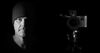 Master photographer Peter Lik