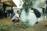 Smoking ceremony
