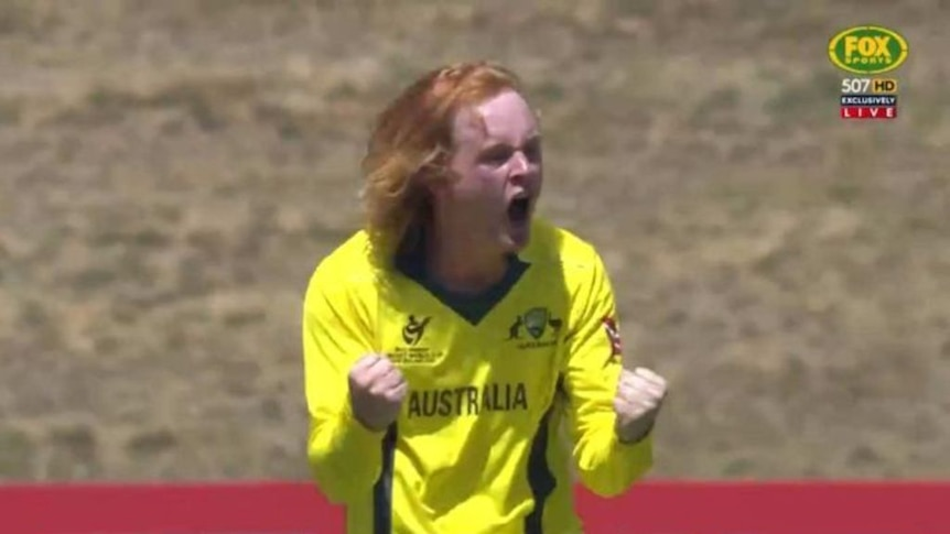 Lloyd Pope stuns England with 8 wickets at Under 19 World Cup