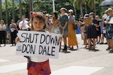 Don Dale protest