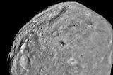 The giant asteroid Vesta