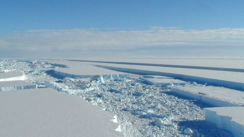 Resource-hungry nations look to Antarctic oil reserves