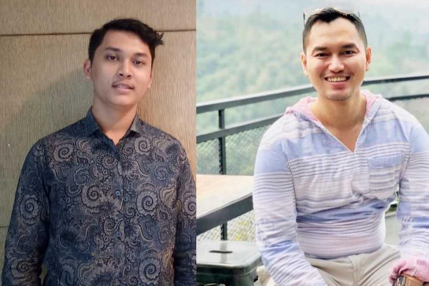 Boy Situmorang (kiri) dan Faizzan Mangkoedipoero.
