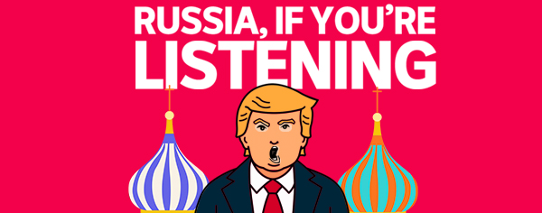 Russia If You're Listening Logo