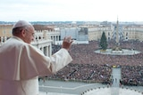 Work will begin next year to install three showers just metres from where the Pope lives in his modest apartment.