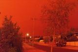 A sea of orange as Bunyip fires menace Yallourn North