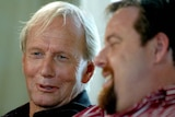 Paul Hogan and Shane Jacobson
