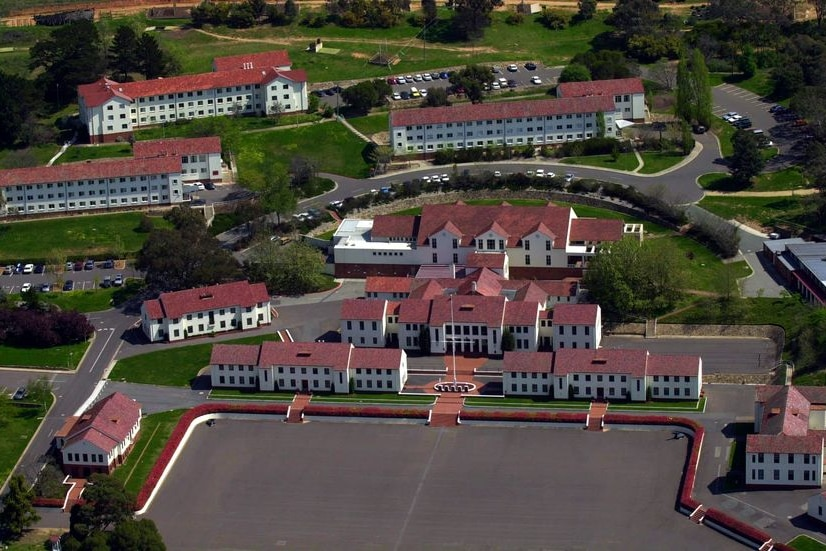 The Defence Department is planning to boost security at the Duntroon military college and at the Russell headquarters.