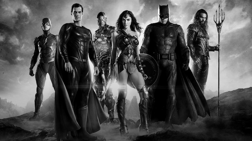 What is the Snyder cut and how can you watch Justice League in Australia – ABC News