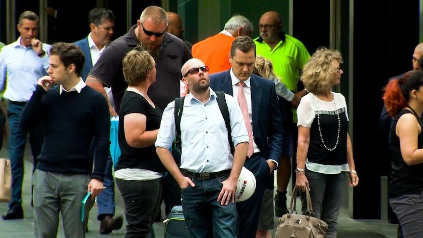 Australians' super being put at risk