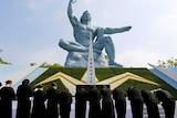 Nagasaki women unite in prayer on 70th anniversary of atomic bombing