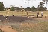 Playground at Farrell Flat