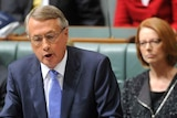 Wayne Swan delivers the 2013 Budget