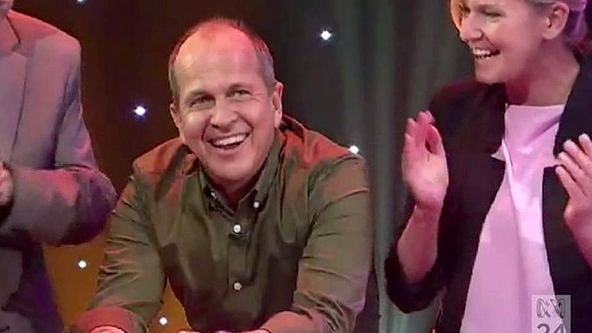 Watch the moment Peter Greste learns of Mohamed Fahmy's release