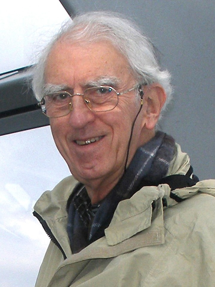ABC science broadcaster Peter Pockley.