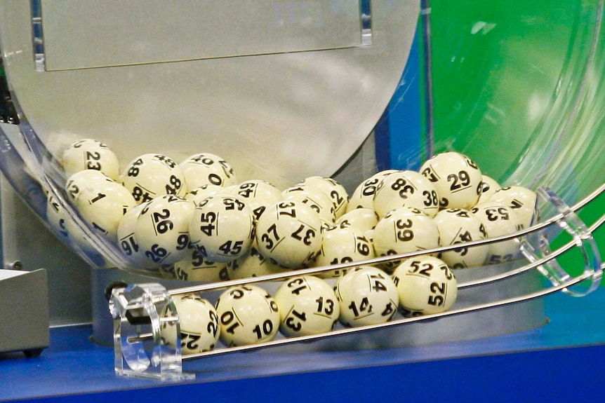 Lottery draw