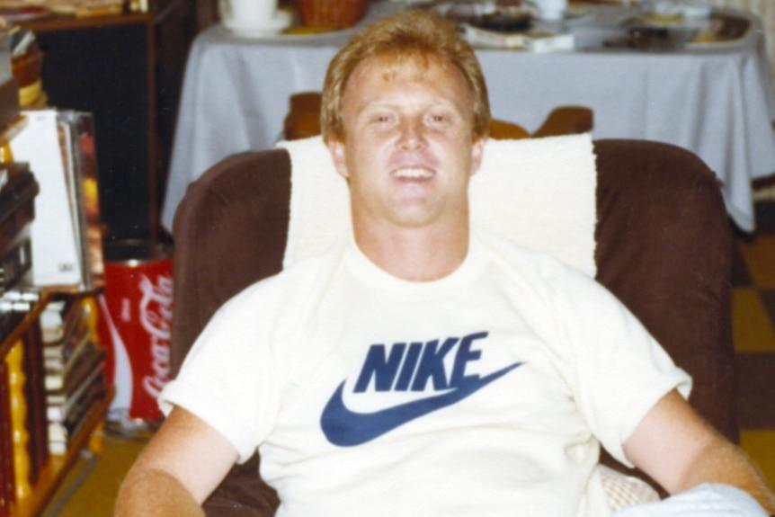 Rhys Davies in 1980