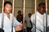 Andrew Chan and Myuran Sukumaran have been on death row since 2006.