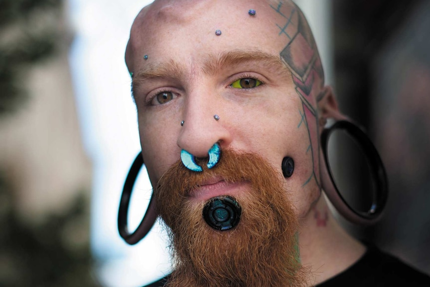 Body modification in the name of art