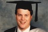 Tim Nicholls' graduation from university QIT in Brisbane, as it was known then in 1989.
