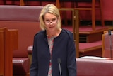 Fiona Nash tells Senate she is a British citizen
