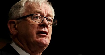 An image of former trade minister Andrew Robb