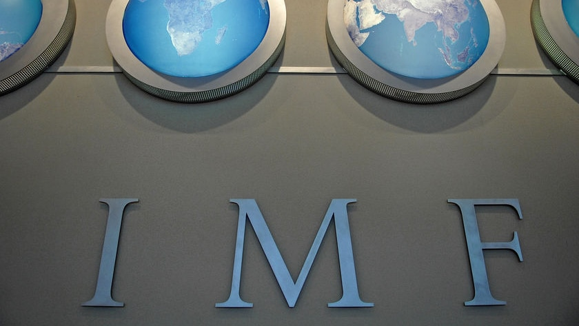 The IMF says global growth has deteriorated over the past month.