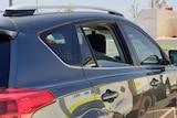Karratha Airport car hire damage