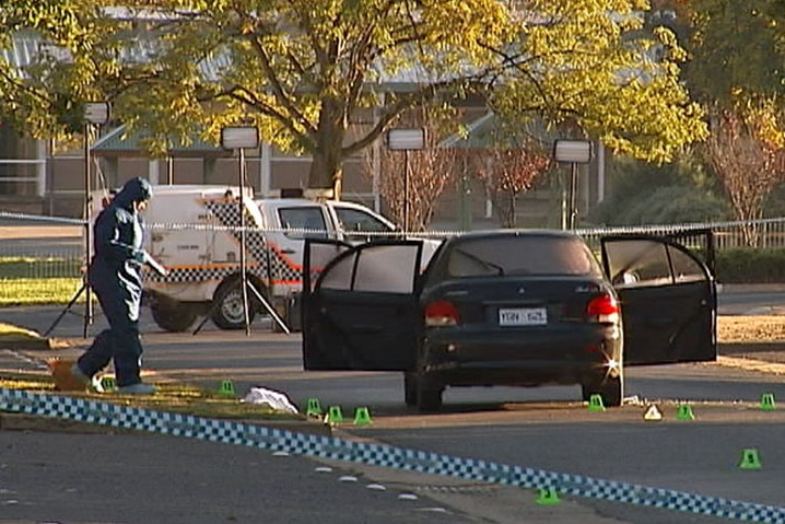 Kai Yuen, 28, is being sentenced for the murder at Hughes shops and a separate assault at Canberra's jail.