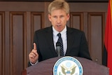 US ambassador to Libya Chris Stevens