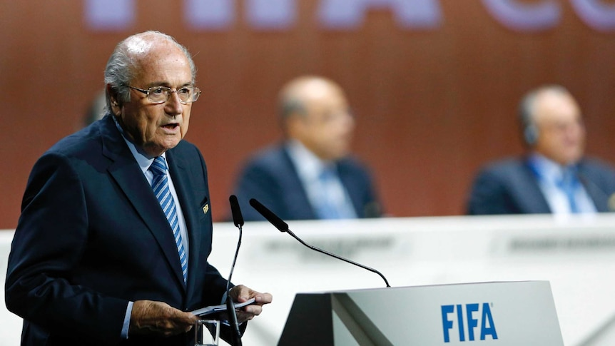 FIFA is typical of an organisation that is not routinely subject to external scrutiny.