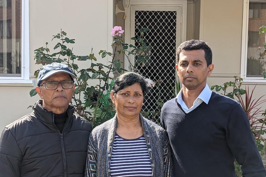 The Charan family