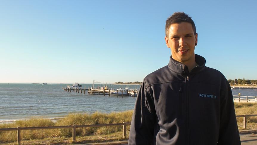 Ezra Jacobs-Smith - Aboriginal Heritage Officer - Rottnest