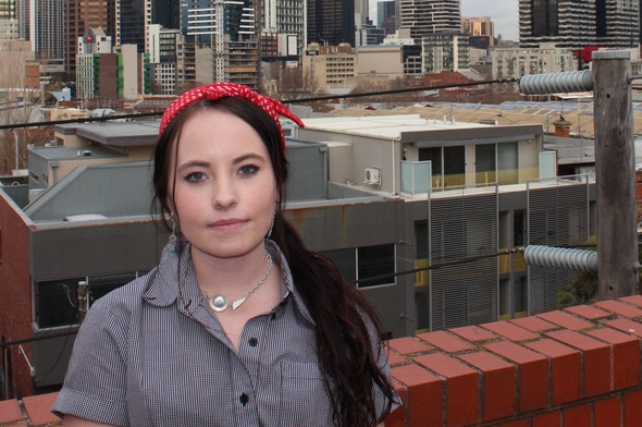 Kahlani Pyrah has launched Federal Court action against Grill'd over allegations she was fired after a wage dispute.