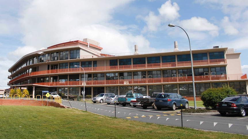 The Mersey Community Hospital in Latrobe