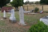 Forest Cemetery near Goulburn