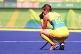 Hockeyroo Kathryn Slattery