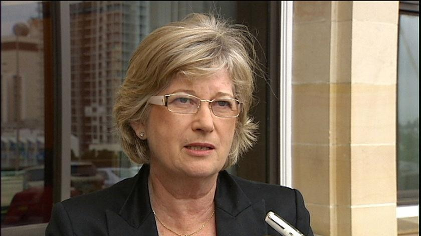 The Education Minister Liz Constable defends a decision to scrap a training and education allowance.