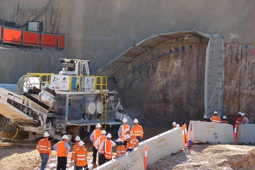 Brisbane Airport Link pushes ahead