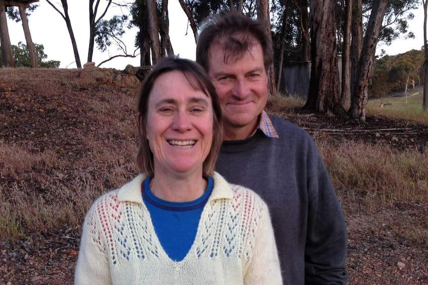 Sue and Stephen Marsh
